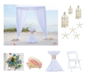 Conch Concierge Weddings Decor
